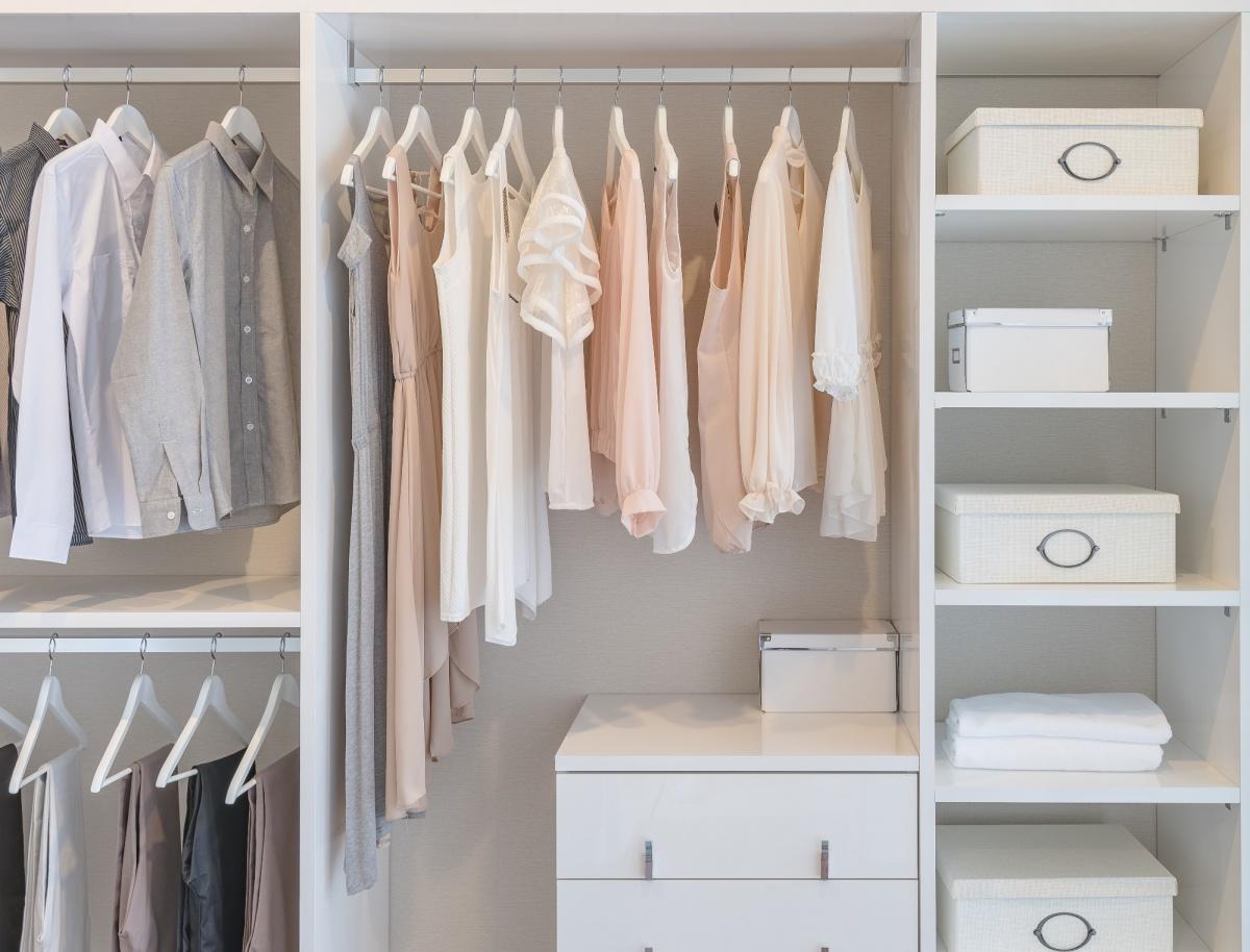 Идеальный шкаф: всё по полочкам