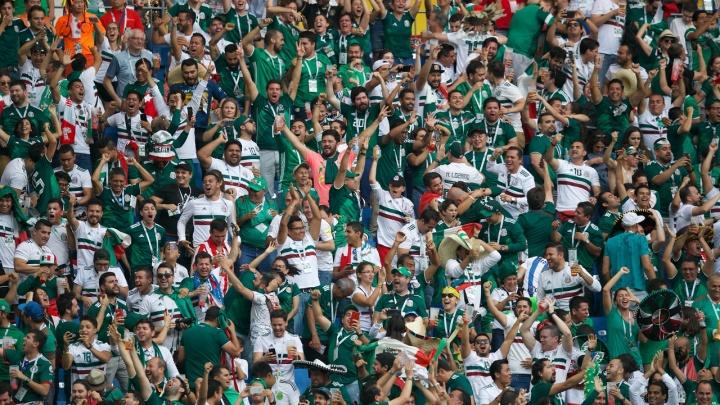 Карнавал в городе и на футбольном поле: как прошел матч сборных Мексики и Южной Кореи