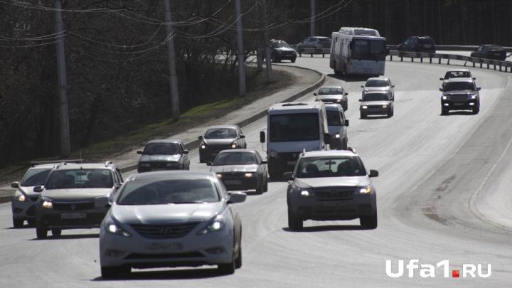 Аналитики выяснили, что больше половины машин в Уфе – иномарки