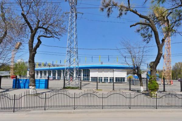 «Олимп-2» был домашним стадионом ФК «Ростов»
