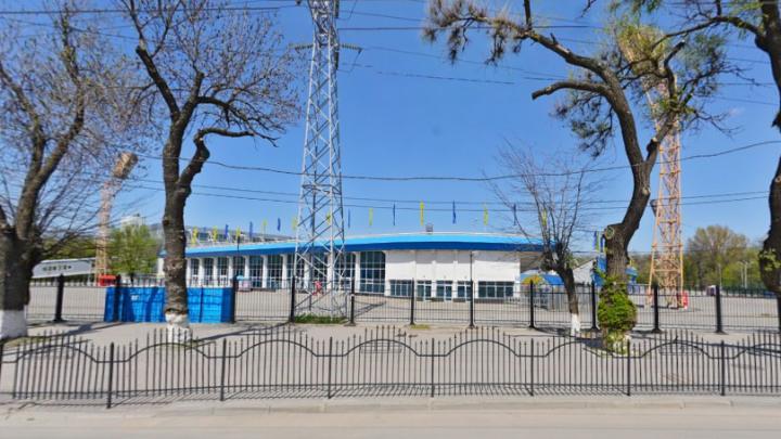 Ростовский стадион «Олимп-2» станет тренировочной площадкой