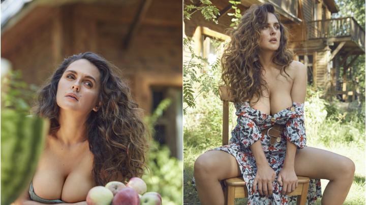 Актриса из Новосибирска попала в топ самых сексуальных россиянок. 9 лучших фото красотки