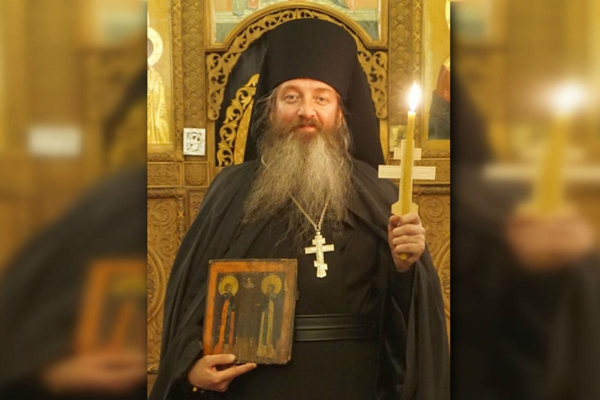 В этом году отец Зосима принял монашеский постриг
