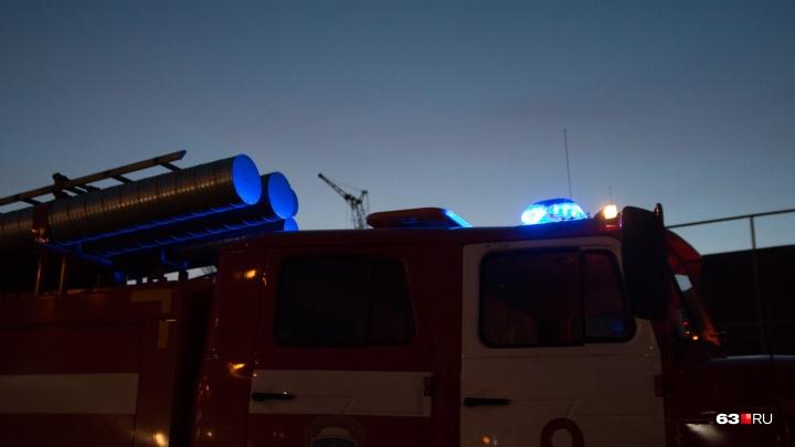 В Тольятти в сгоревшей квартире погибла семья