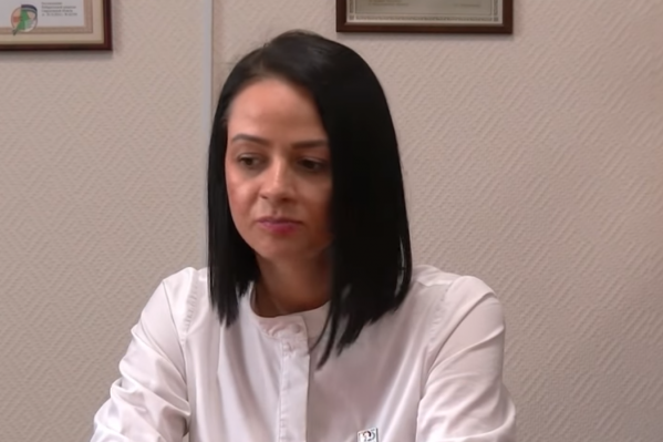 Ольга Глацких давала советы школьникам в Кировграде