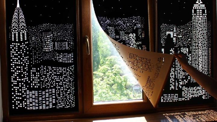 Челябинцев спасут от солнца: скидки до 50% на рулонные шторы и жалюзи