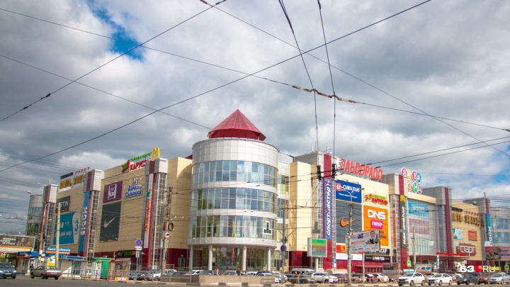На пересечении проспекта Кирова и Победы оборудовали островок безопасности