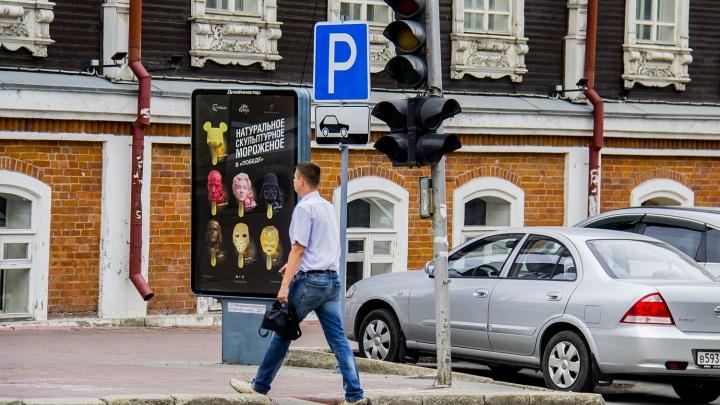 Ни пешеходам, ни водителям: на перекрёстке улицы Ленина отключили светофоры