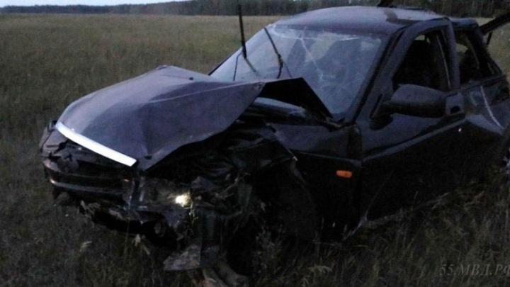 После ДТП на трассе в Омской области умер второй ребёнок