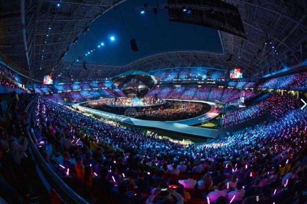 45-й мировой чемпионат объединил сотни молодых профессионалов со всегомира