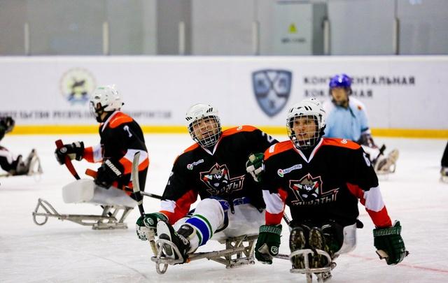 Следж-хоккейная команда «Башкирские Пираты» проведет мастер-классы в республике