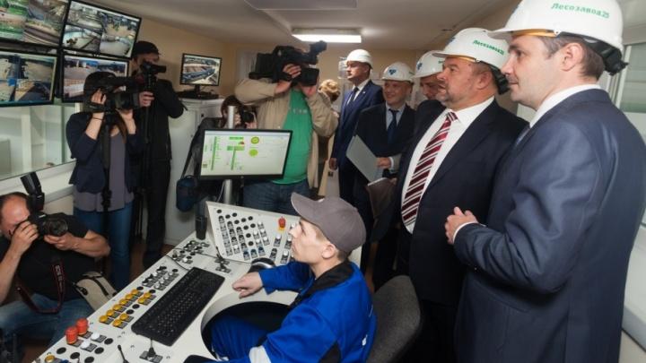 ЗАО «Лесозавод 25» отмечает 120 лет