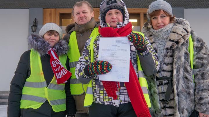 Активисты хотят провести в Архангельске массовый пикет против поправок в Конституцию