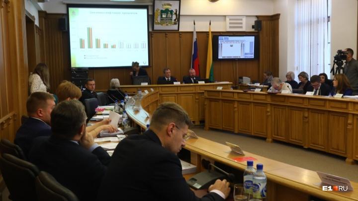 Депутаты гордумы решили, что делать с пропиской жителям восьмого района Екатеринбурга