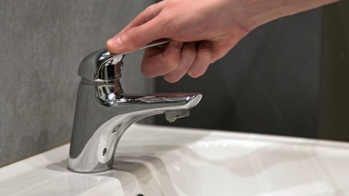 В 50 домах Уфы на сутки отключат воду