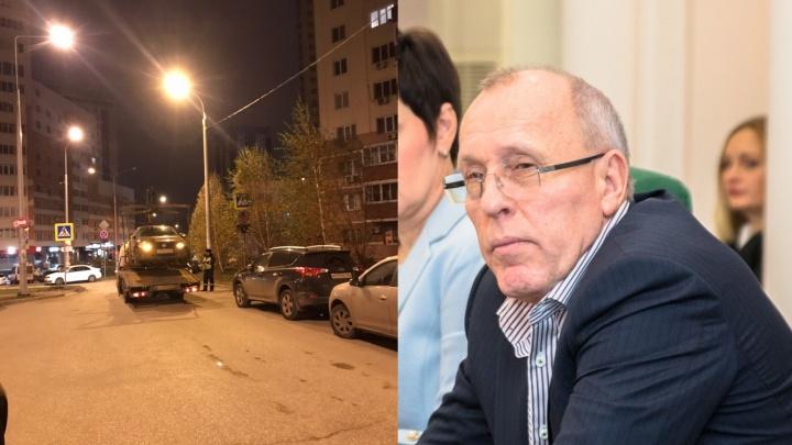Первый вице мэр Самары Василенко отправил самарцев искать парковки на пустырях