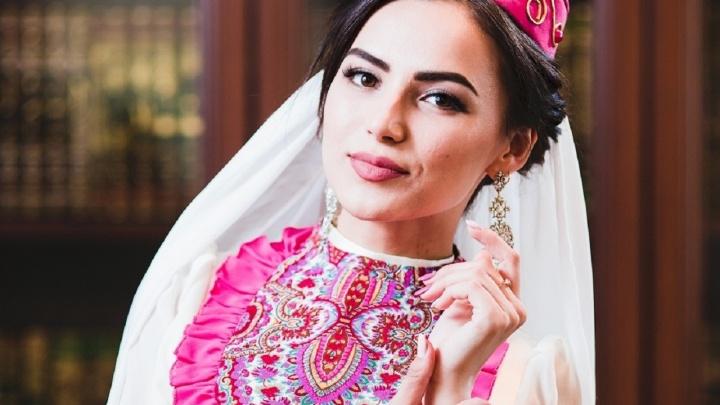 Красавица из Перми победила в номинации «Самая мелодичная татарская девушка» международного конкурса