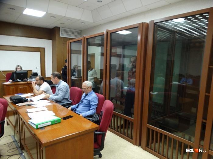 Дело о резонансном убийстве было передано на рассмотрение в Свердловский областной суд