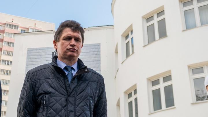 Уволенный из правительства защитник памятников устроился на работу в музей