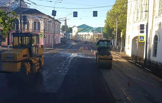 Назвали ямы, которые залатают в Ярославле в ближайшую неделю