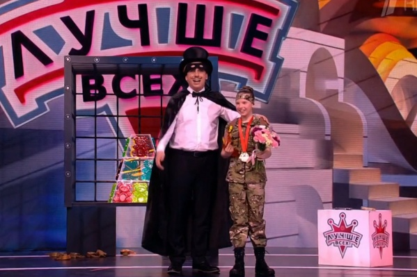 Девочка из Самары стала участницей шоу на федеральном канале