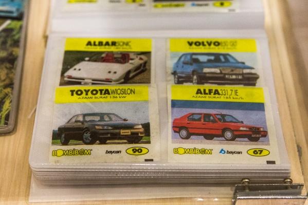 Как именно продавцы оценивают свои коллекции — непонятно. Цены на некоторые, кажется, и вовсе взяты с потолка