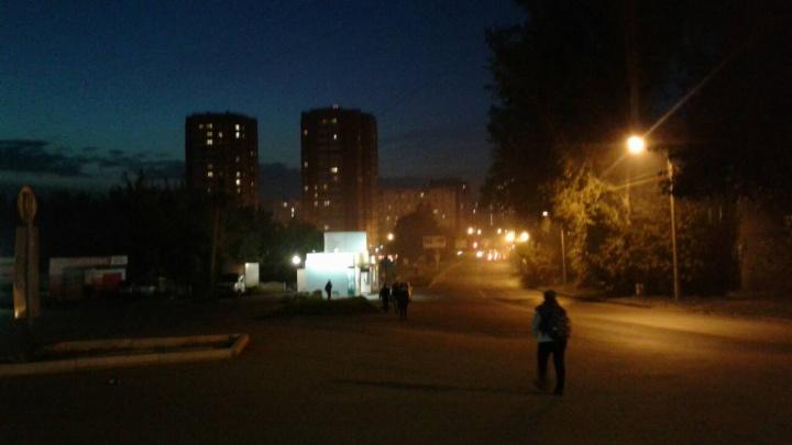 Едкий туман опустился ночью на Красноярск. Датчики загрязнений зашкаливают