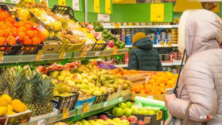 Живете богато? Средняя зарплата в Самарской области выросла до 40 тысяч рублей