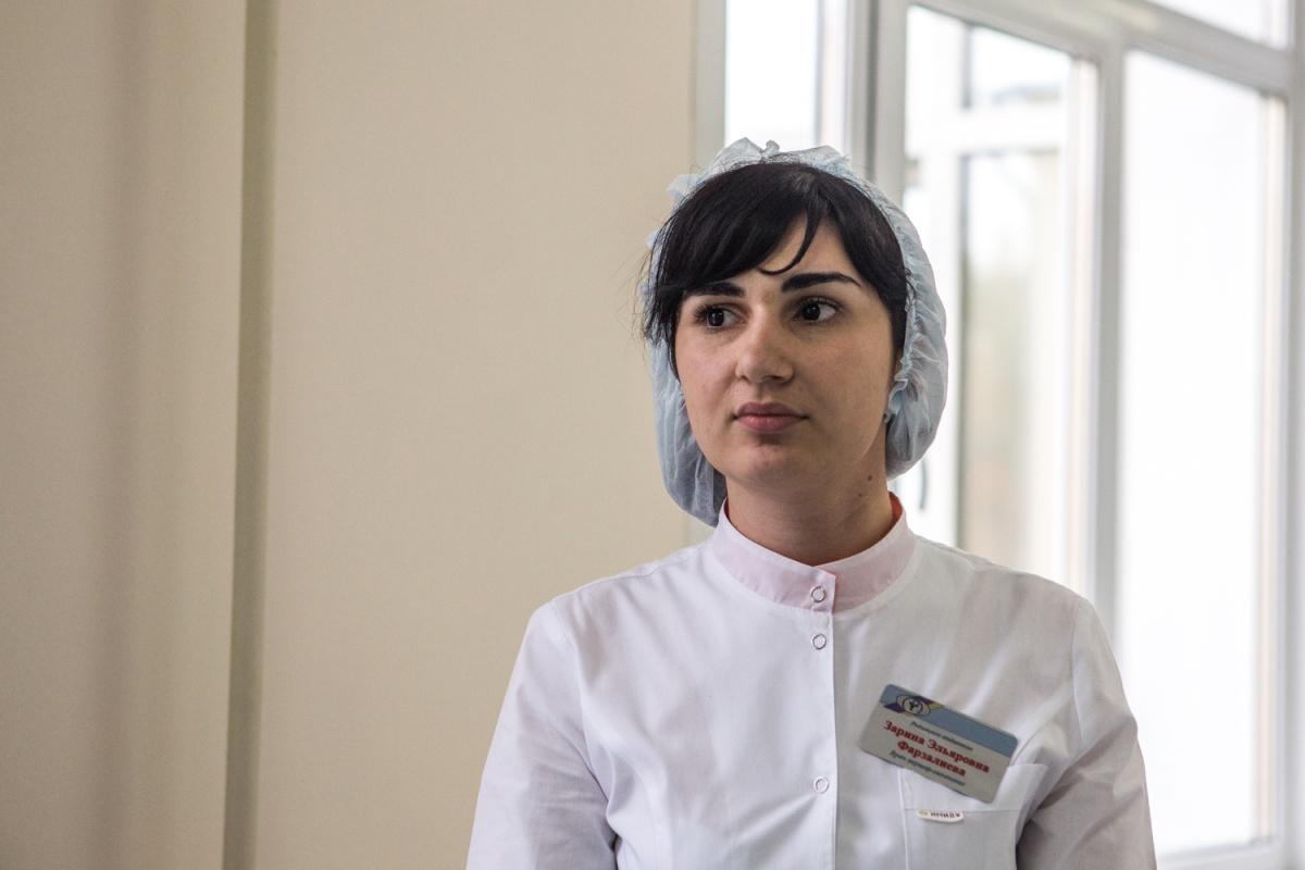ВНовосибирске медсестры только вдвоем смогли поднять новорожденного ребенка