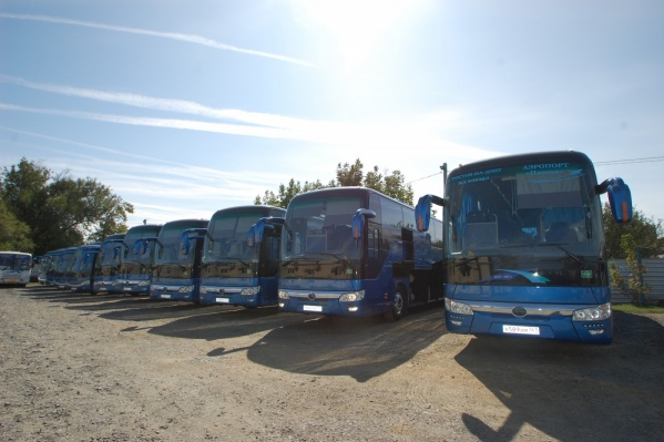 Нигде в России, кроме Ростова, этих автобусов пока нет
