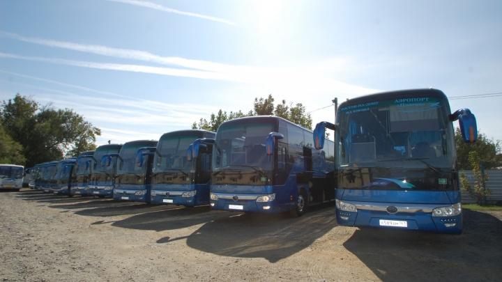 По маршруту № 700 до Платова пустят автобусы туристического класса