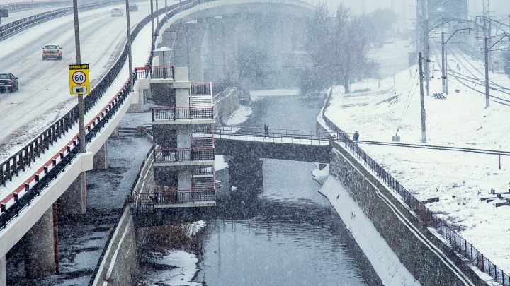 Укрепят берег и расчистят русло: в Ростове озвучили планы по оздоровлению реки Темерник