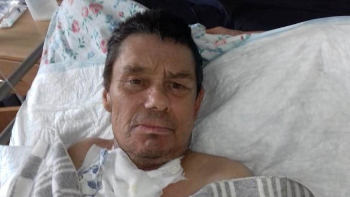 Екатеринбургские врачи ищут родственников мужчины, который полтора месяца живет в больнице