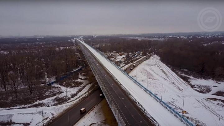 Строители моста-долгостроя отсудили у администрации Волгоградской области 214 миллионов