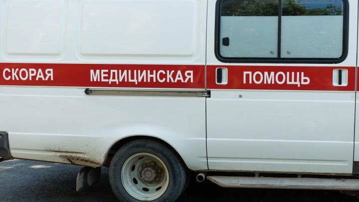В Прикамье в результате столкновения двух «Жигулей» погиб водитель и пострадали подростки