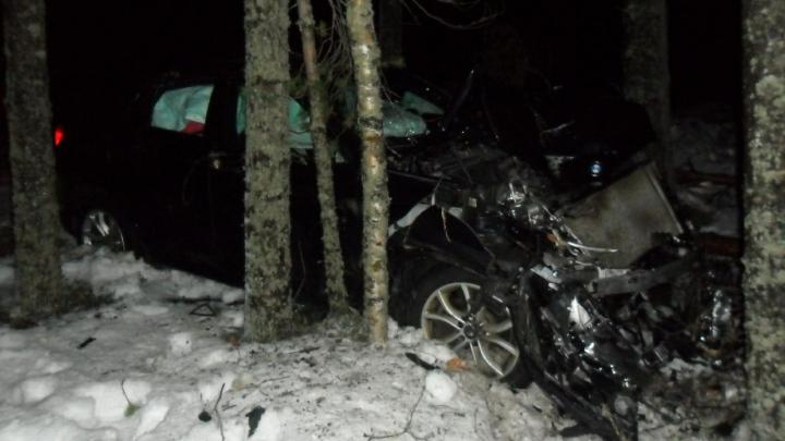 В аварии в Карелии травмировало женщину и девочку из Архангельска