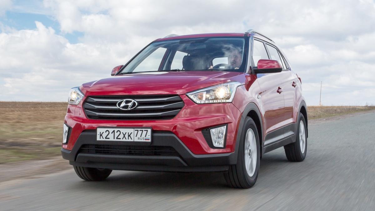 Вышла новая Hyundai Creta 2018-го года (фото)
