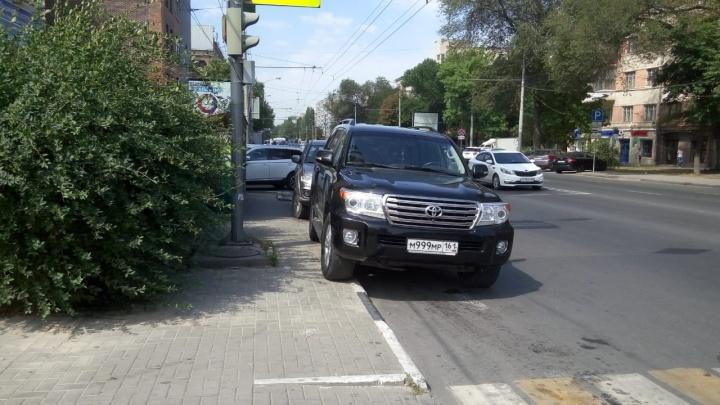 Я паркуюсь, как чудак: знакомим с ростовской сборной по наглым парковкам