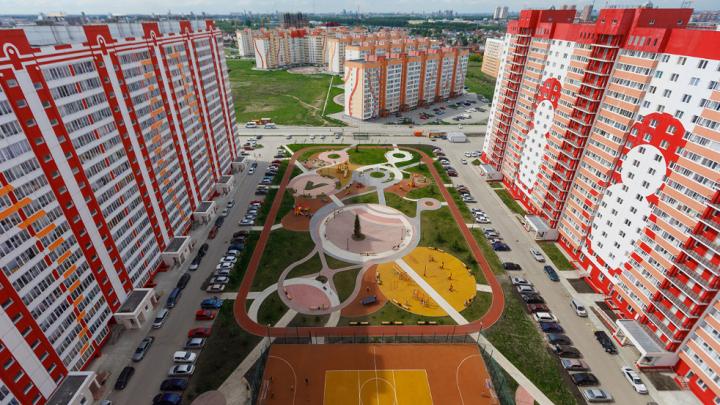 В крупном жилмассиве на Петухова к концу года построят новую школу