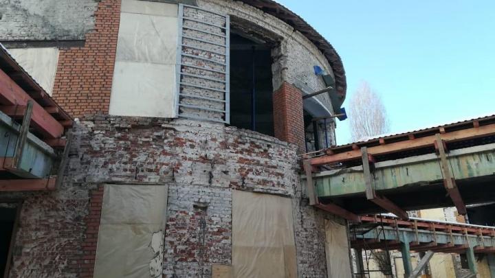 Чтобы не рухнула: в Фабрике-кухне проведут противоаварийные работы