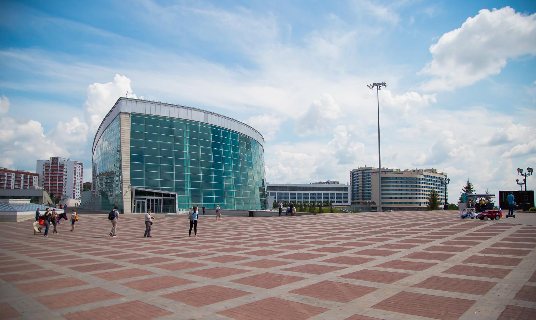 Конгресс-холл в Уфе