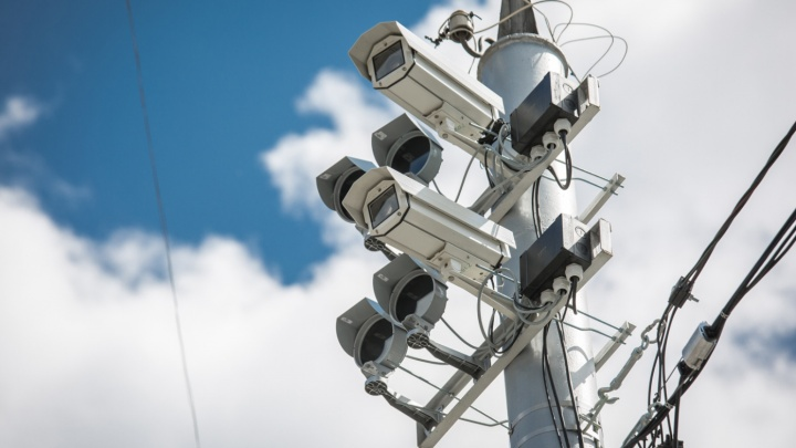 ГИБДД впервые раскрыла все места, где установлены дорожные камеры