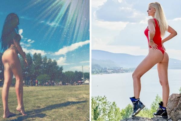 Красноярские красотки заваливают соцсети фотографиями пляжного отдыха