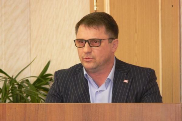 Виктор Тихонов работал в структуре Россельхознадзора, а также в челябинском Минсельхозе