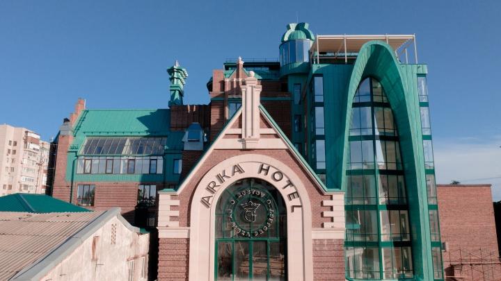 В Ростове открывается новый отель с двумя ресторанами