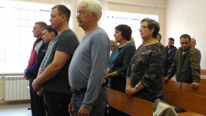 Осужденный из-за падения крана Полукаров может выйти по УДО через две недели