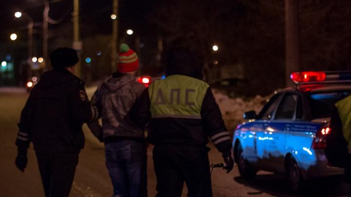 Под Тольятти водитель «Приоры» переехал пешехода, который лежал на дороге