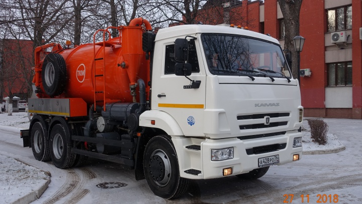 В Ярославле более 10 объектов водоснабжения в 2018 году отремонтированы бестраншейным методом