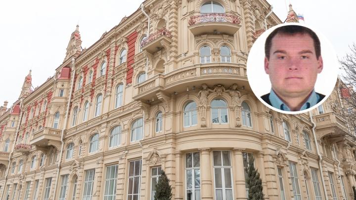 Кандидатуру нового руководителя ДИЗО Ростова представят в гордуме в конце ноября