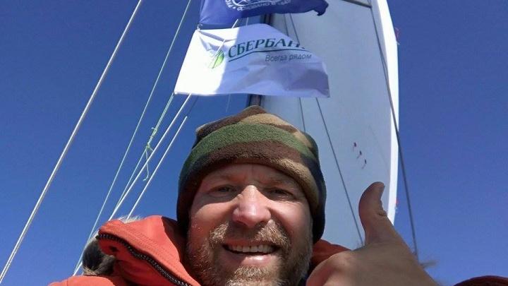 Красноярцы на парусной яхте завершили первый этап кругосветки и возвращаются домой